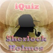 iQuiz for Sherlock Holmes ( series books trivia )