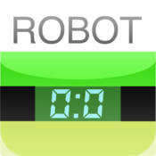 Robot Score Board for iPad