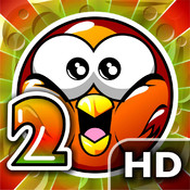 Chicken Bump 2 HD : The Despicable Bird Star Rush Pinball Frontiers - The Pro Version