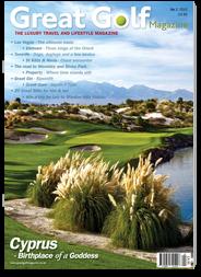 Great Golf Magazine - The Luxury Travel and Lifestyle Magazine