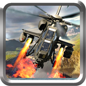Helicopter Flight Battle 3D- Battle Mighty Air & Land Foes in an Aerial Combat Action Experience