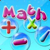 Math Bubbles Lite - by DivMob