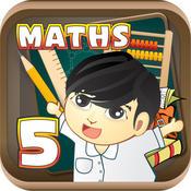 Math exercises for Primary 6 Mathematics Grade 6 K-6 KSSR