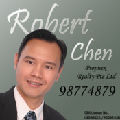 Robert Chen Property Agent awarded