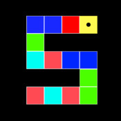 Color Snake - New game of classic snake