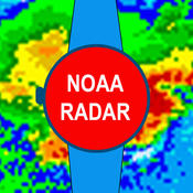 NOAA Watch Radar - Hi-Def Radar & alerts for Storm Warnings and Hurricane weather