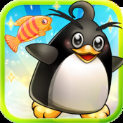 Slippery Birds – Free Penguin Adventure Game + Awesome Penguins Run penguins game