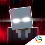 Block Slender Man 3D - Survivor Awakens With Minecraft Skin Uploader slender