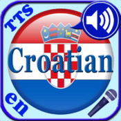 Learn Croatian:  Words and phrases easy to remember using these speaking vocabulary App.