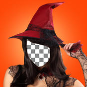 Place My Face & Happy Halloween Funny Costume Photo Booth Camera app FREE