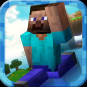 Steve Jump Minecraft Edition for iPad