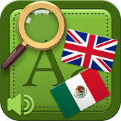 Universal UK English - Mexican Spanish Audio Dictionary and Phrasebook