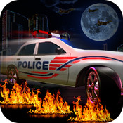 Crazy Police Pursuit Pro - Cool arcade speed cop car road racing