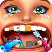 Wedding Dentist - fashion doctor make-over & little kids teeth make-up