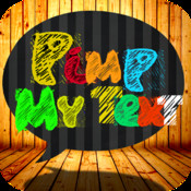 Color Text Messages for WhatsApp/SMS/Mail - Pimp My Text Pro+