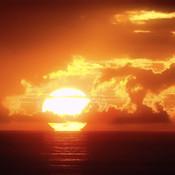 Sunset Wallpaper HD ipad softfare