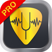 Simple Guitar Tuner Pro - The Chromatic Tuner for Acoustic and Electric Guitar, Bass, Ukulele !