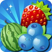 Fruit Star crush fruits super