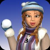 Snowball Girl cindy margolis