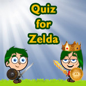 Quiz for Zelda ds lite zelda