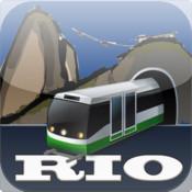 Rio Subway Map
