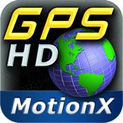 MotionX GPS HD
