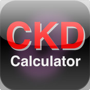 CKD Calculator cre loaded manager windows