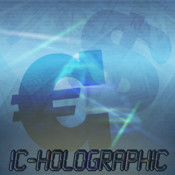 iC-holographic currency conversion table