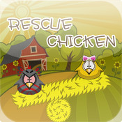 rescue chicken chicken invaders 2