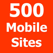 500 Mobile Sites ls and bd sites