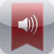 Audio Bookmark bookmark