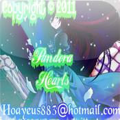 Pandora-Hearts pandora radio