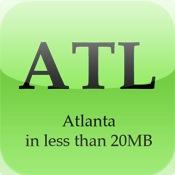 <20MB Atlanta Map