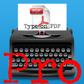 Type on PDF Pro pdf417 pro