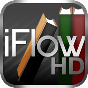 iFlow Reader HD stephanie meyer books