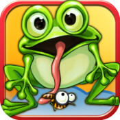 Amazing Frog HD game cd