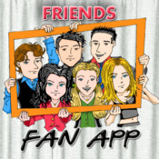 Friends Fan App ross clothing store