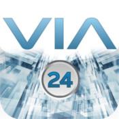 VIA24 for iPhone free avi codec