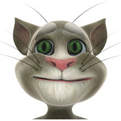 Talking Tom Cat 450 000