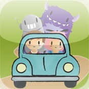 Road-Trip-Bingo zombie road trip
