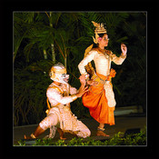 Classical dance dance game