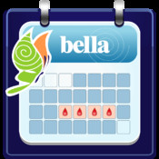 Kalendarzyk Bella calendar minder period