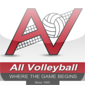 All Volleyball Inc. hot volleyball players