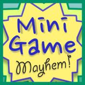 Math Mini Game Mayhem