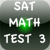 SAT Math Solutions Test 3