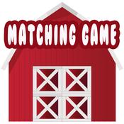 Game Kids Fun Puzzle Magic Memo Matching Game for Barnyard
