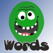 Crazy Balloons - First Sight Words Recognition Game