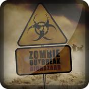 Crime Scene Murder Mystery Un-Dead Zombie City Speed Tap Game