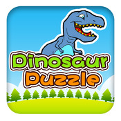 Dinosaur Puzzle - baby early
