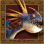 Pocket Dragon - Viking Story dragon